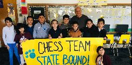 Kirkpatrick ES Chess Team Is State Bound