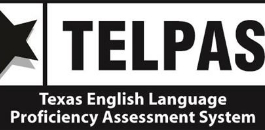 TELPAS Testing for English Learners