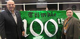 Trimble Tech High School Hosts More Than 2000 for Century Celebration