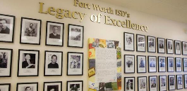 Eight Influential FWISD Graduates Headed to the Wall of Fame