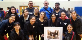 YWLA Robotics Qualifies for Regional Tournament