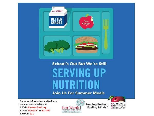 Child Nutrition Services / Summer Meals