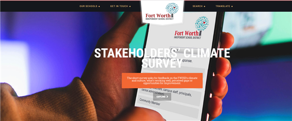 Stakeholder's Climate Survey