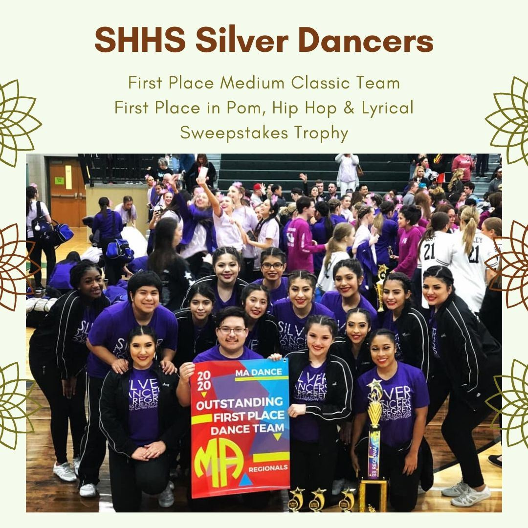 Silver Dancers Dance Their Way to The Top!