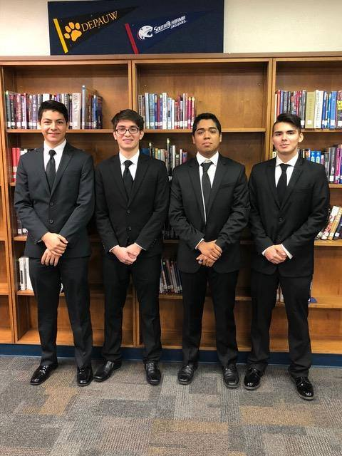 The Independent Petroleum Association of America/Petroleum Equipment and Services Association (IPAA/PESA) Petroleum Academy at Southwest High School (IPAS) participated in a dynamic public speaking competition on January 17-18, 2018