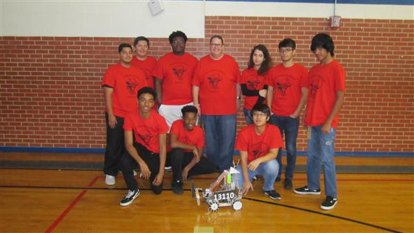 Robotic Team Competition