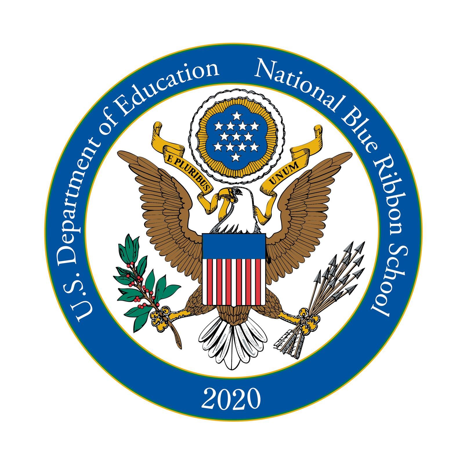 2020 National Blue Ribbon School
