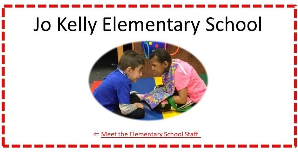 Meet the Elementary Staff