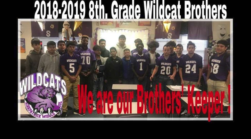 8th grade Wildcat Brothers