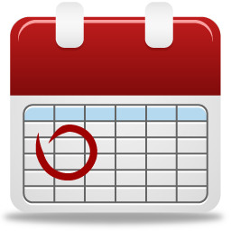 Calendar Guidance Counselor Icon
