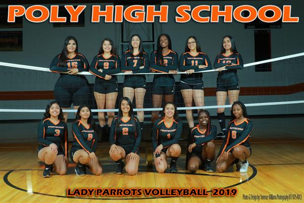 Lady Parrots Volleyball