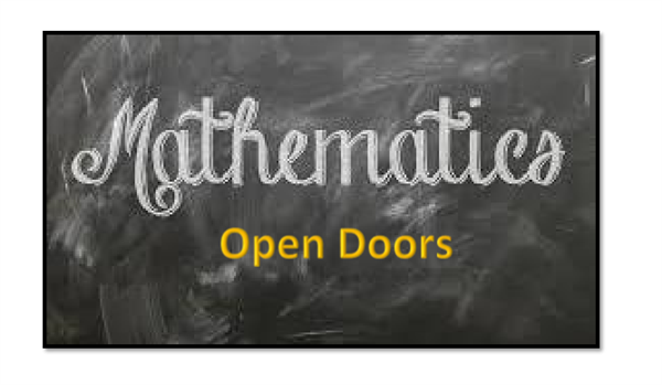 Math Open Doors