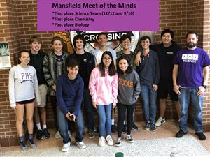 Mansfield Meet of the Minds