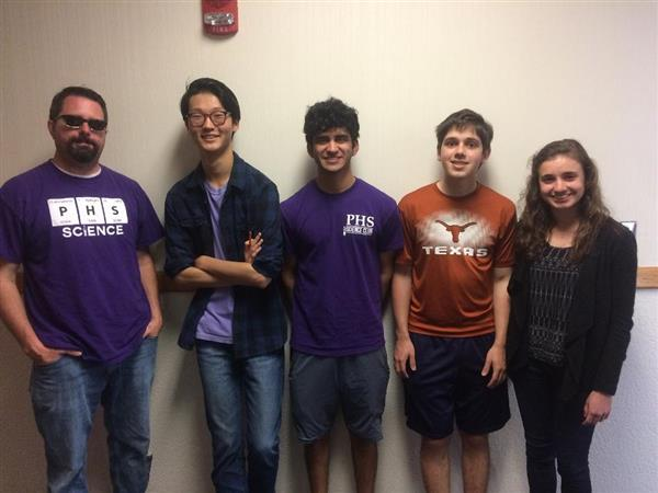 UIL Science Team
