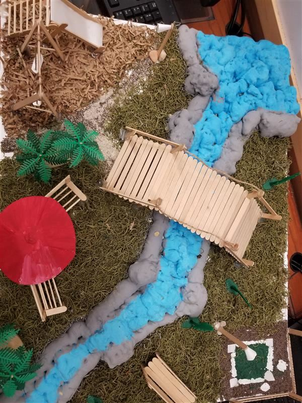 Engineering Project:  Park Designs