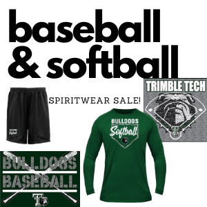 Support Bulldog Baseball, Softball