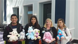BPA is Collecting Stuffed Animals for Cooks Children's Hospital