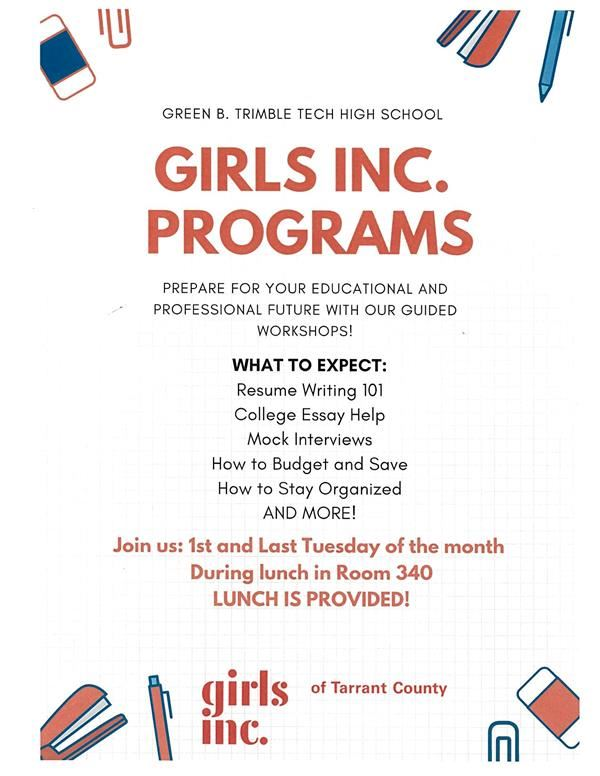 Join Girls Inc.