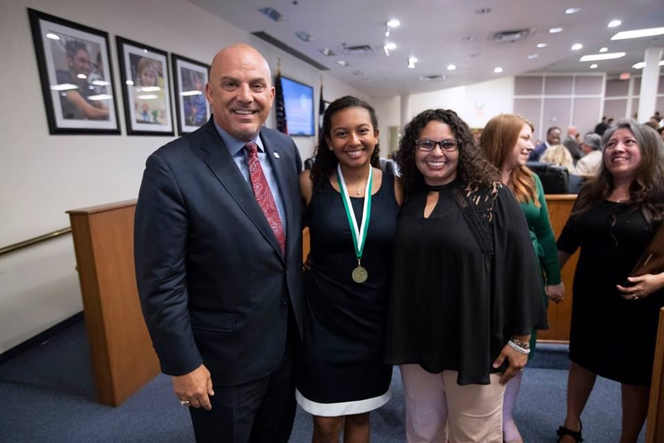 School Board Recognitions 5-22-18