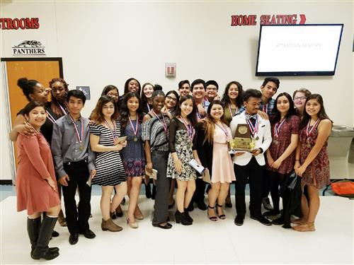 UIL One Act Play Advances to Area