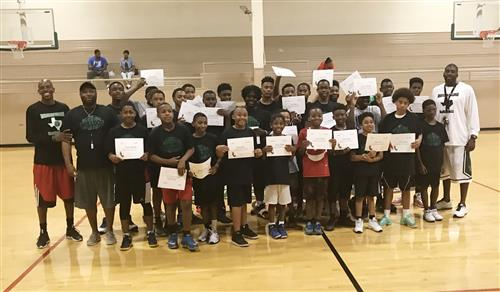 Basketball Summer Camps for Kids