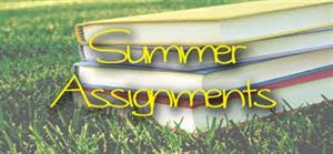 AP Summer 2018 Assignments
