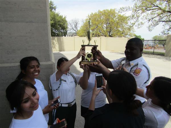 JROTC Showdown in Cowtown 2018