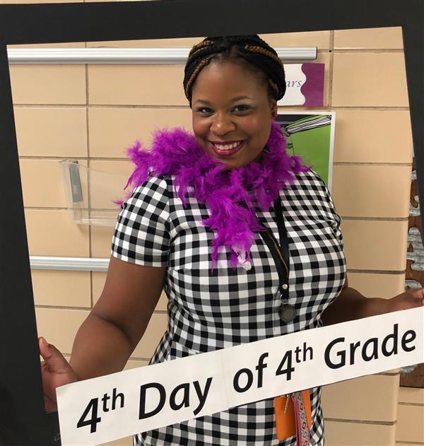 Ms. Smith, 3-5 Counselor