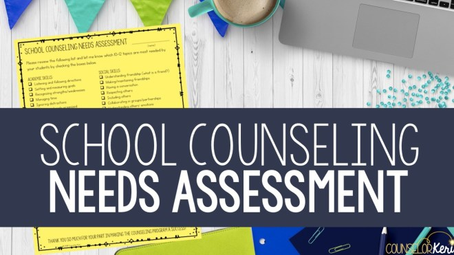 ACADEMIC ADVISING AND COUNSELING SERVICES NEEDS ASSESSMENT