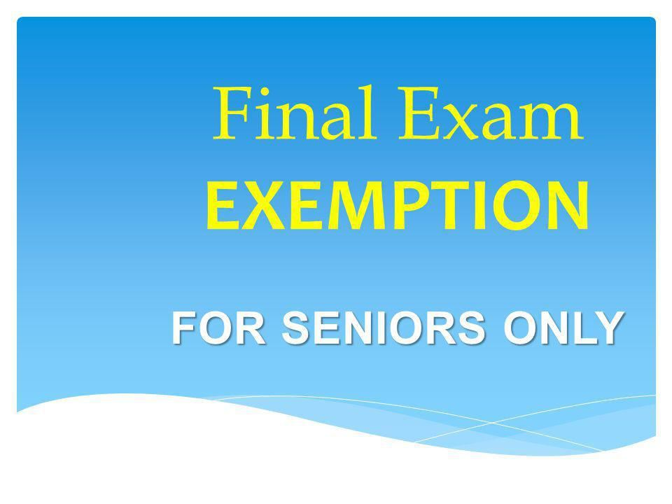 high school and exemption forms If you have attended 3 years and graduated from a california high school, or, if you have attended  emailed forms must  non-resident tuition exemption.