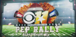 O.D. Wyatt HS This Friday's Featured CBS 11 Pep Rally