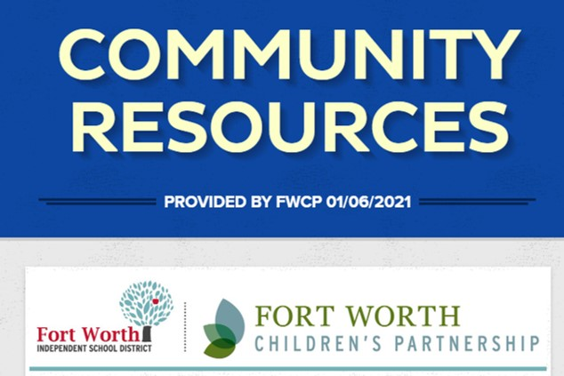 FWISD Community Resources