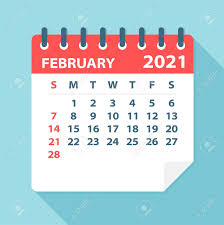 UPDATED 2021 A/B Day – In-Person Hybrid Calendar