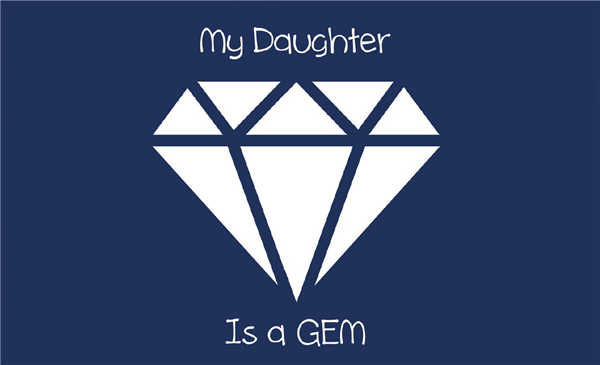 My Daughter is a GEM T-Shirts