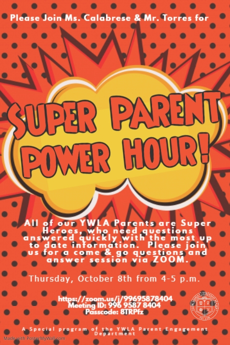 Super Parent Power Hour
