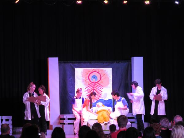 UIL Play-The Yellow Boat