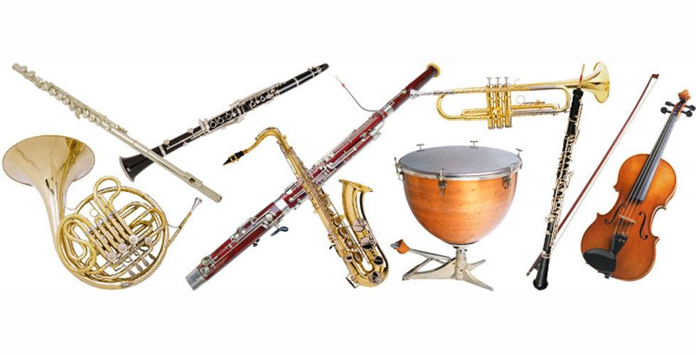 Pay for Band and Orchestra Instruments Online