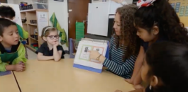 FWISD Pre-K and Kindergarten Children Star in TV Commercial