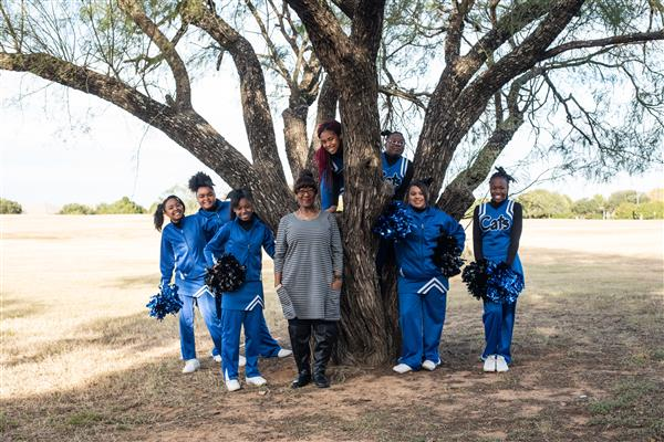 2017-2018 JMJ Cheerleaders