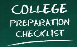 College and University Prep Checklists