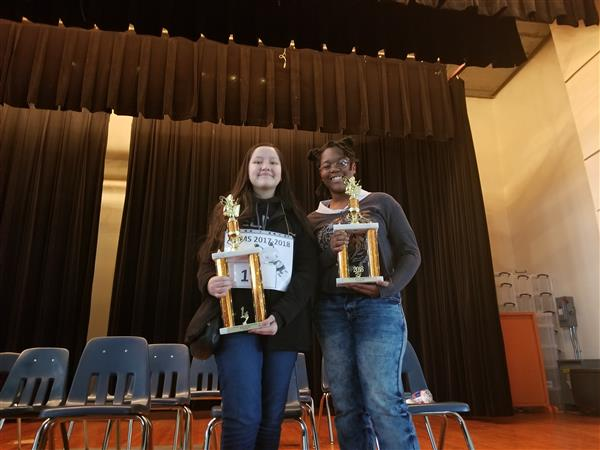 2018 Spelling Bee Winners