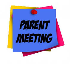 Parent Meeting- Spanish