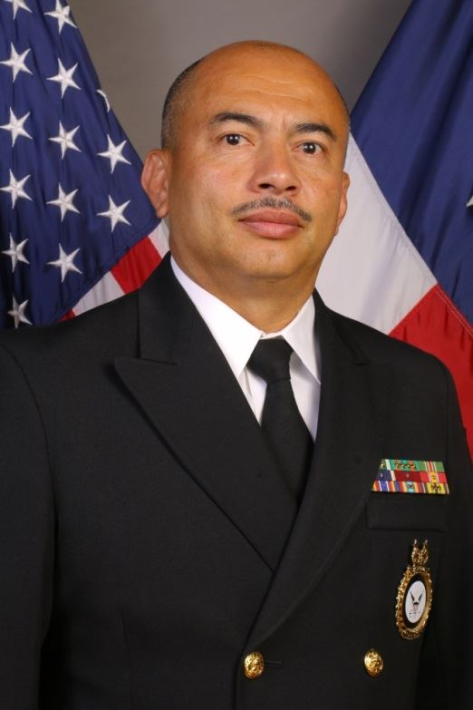 Senior Chief Elmer Martinez