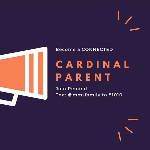 Become a Connected Cardinal Parent