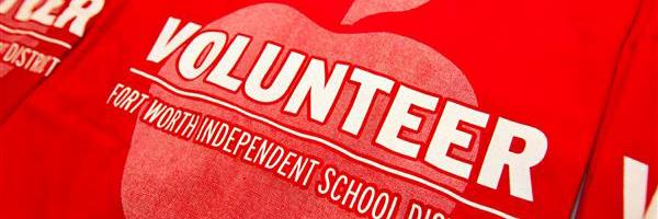 Volunteer with FWISD