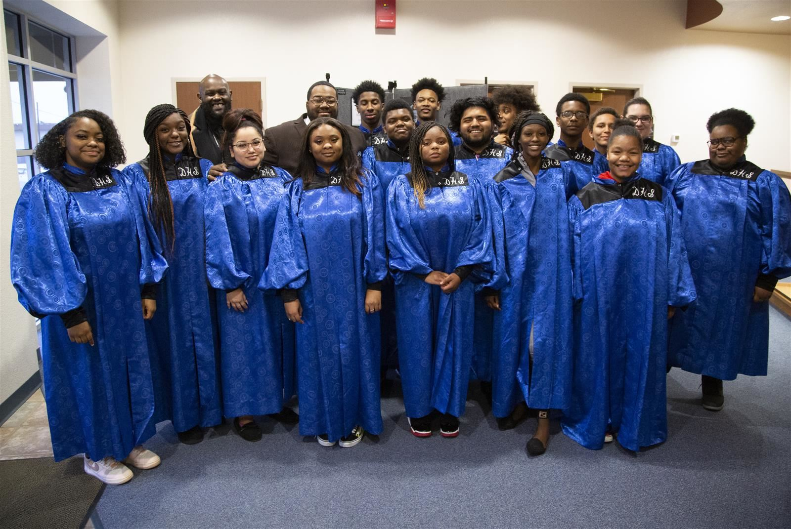 O.D. Wyatt HS - Choir