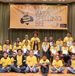 Spelling Bee Area 1