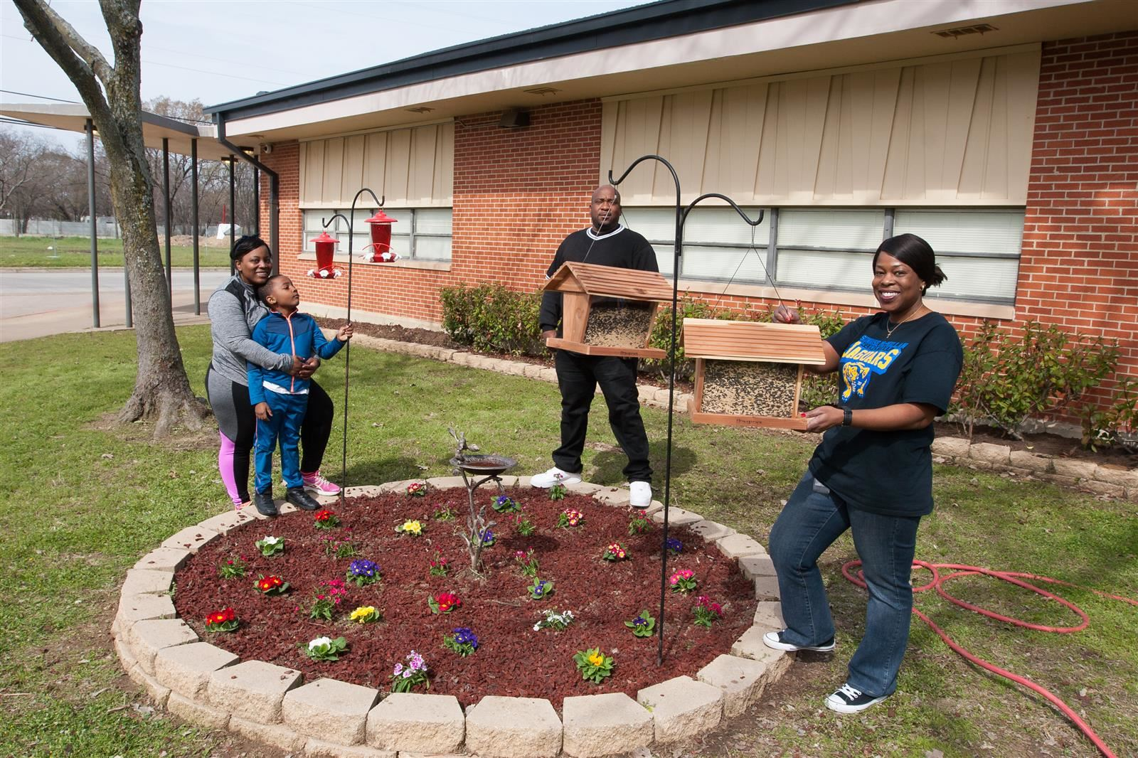SUNRISE-MCMILLAN ES CAMPUS BEAUTIFICATION PROJECT