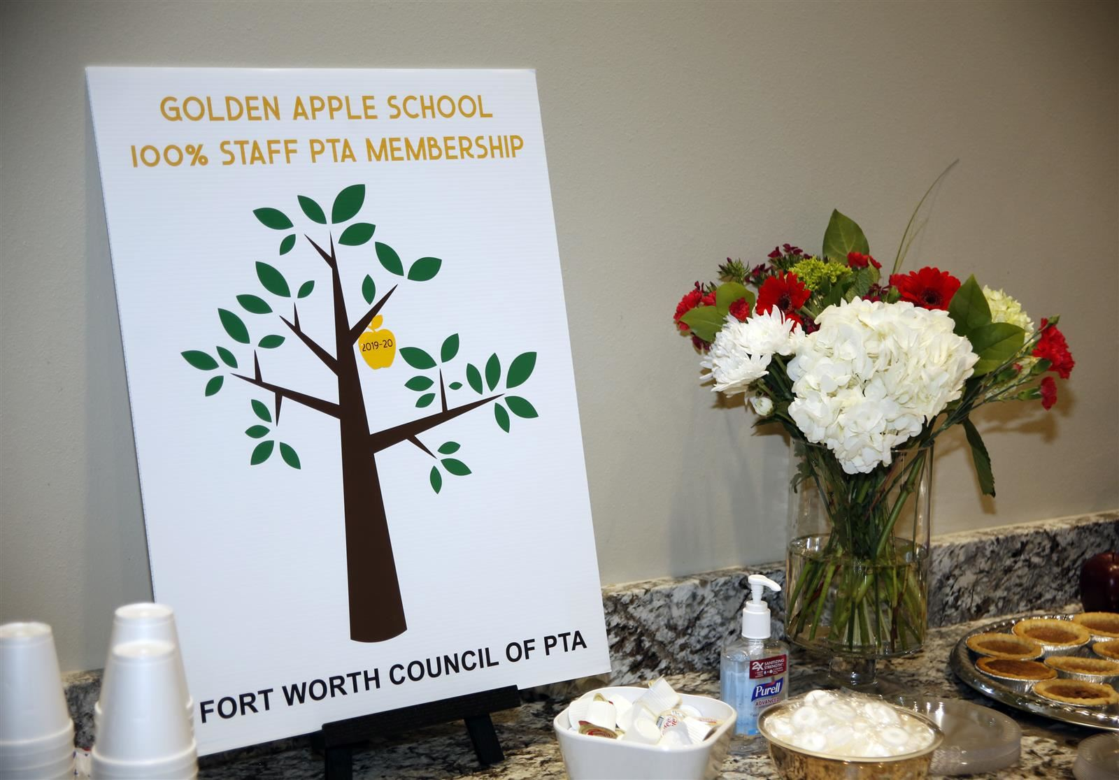 PTA FOUNDERS DAY LUNCHEON 2020