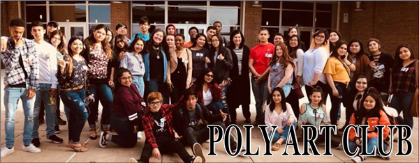 Poly Art Club